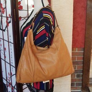 NWT Liz Claiborne Leather Shoulder Bag